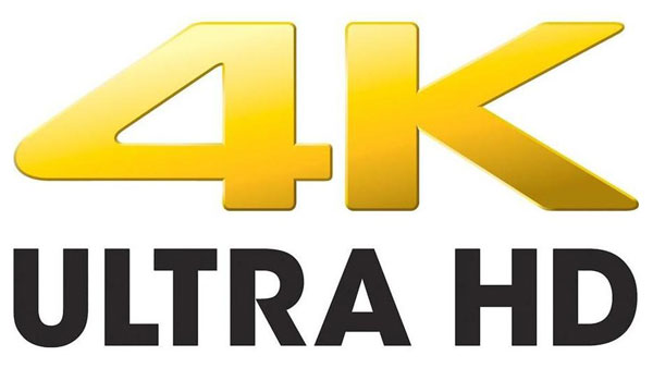 televizor cu logo 4k uhd
