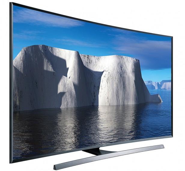 culorile ecranului pe Samsung 48JU7500