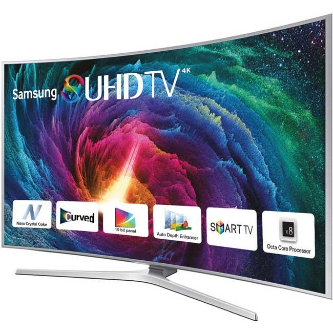 televizorul 4k Samsung 65JS9000