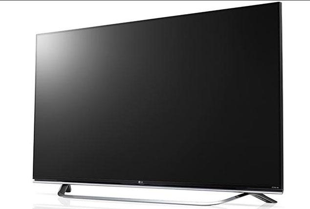 aspect televizor Lg 4K 55UF850
