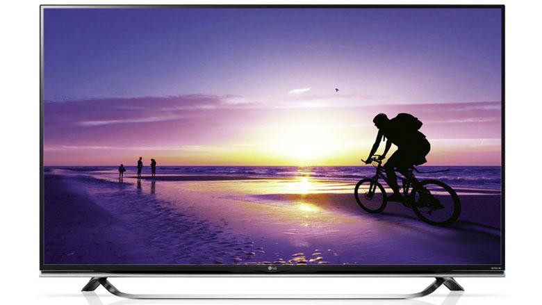 review televizor Lg 4K 55UF850