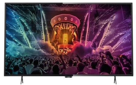 Televizor LED Smart Philips, 139 cm, 55PUH6101