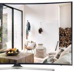 Televizor LED Curbat Smart Samsung, 163 cm, 65KU6172, 4K Ultra HD