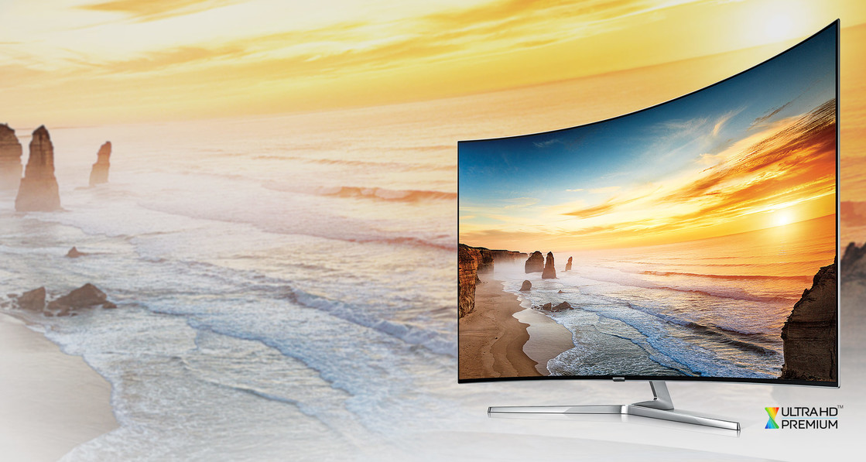 Televizor SUHD Smart Samsung, 163 cm, 65KS8002, 4K Ultra HD