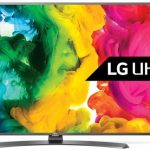 Televizor LED Smart LG, 108 cm, 43UH661V , 4K Ultra HD