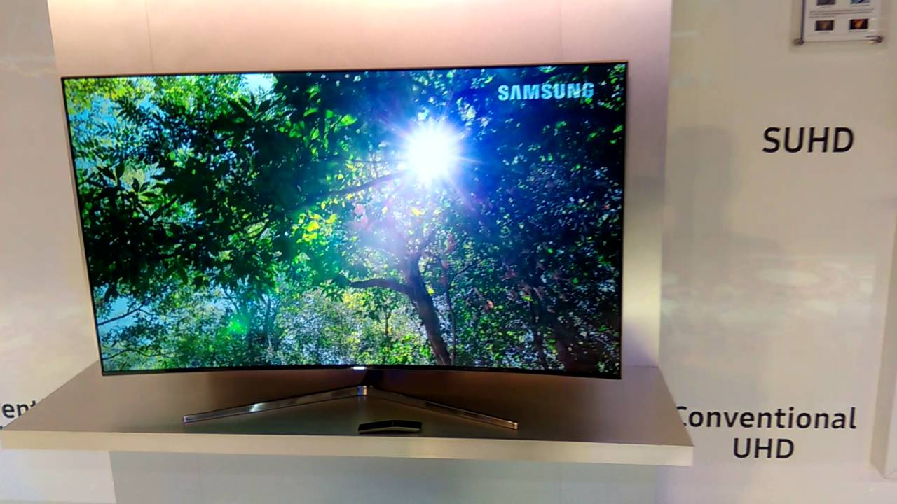 Televizor LED Curbat Smart Samsung, 123 cm, 49KU6670, 4K Ultra HD