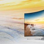 Televizor SUHD Curbat Smart Samsung, 138 cm, 55KS9002, 4K Ultra HD