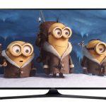 Televizor LED Smart Samsung, 163 cm, 65KU6092, 4K Ultra HD