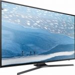 Televizor LED Smart Samsung, 163 cm, 65KU6072, 4K Ultra HD