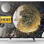 Televizor Curbat Smart Android LED Sony Bravia, 126 cm, 50SD8005, 4K Ultra HD