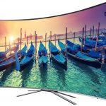 Televizor LED Curbat Smart Samsung, 108 cm, 43KU6500, 4K Ultra HD