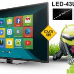 Vivax Imago Smart Android LED TV-43UD95SM